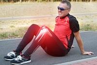 Колено бегуна или боль в коленной чашечке