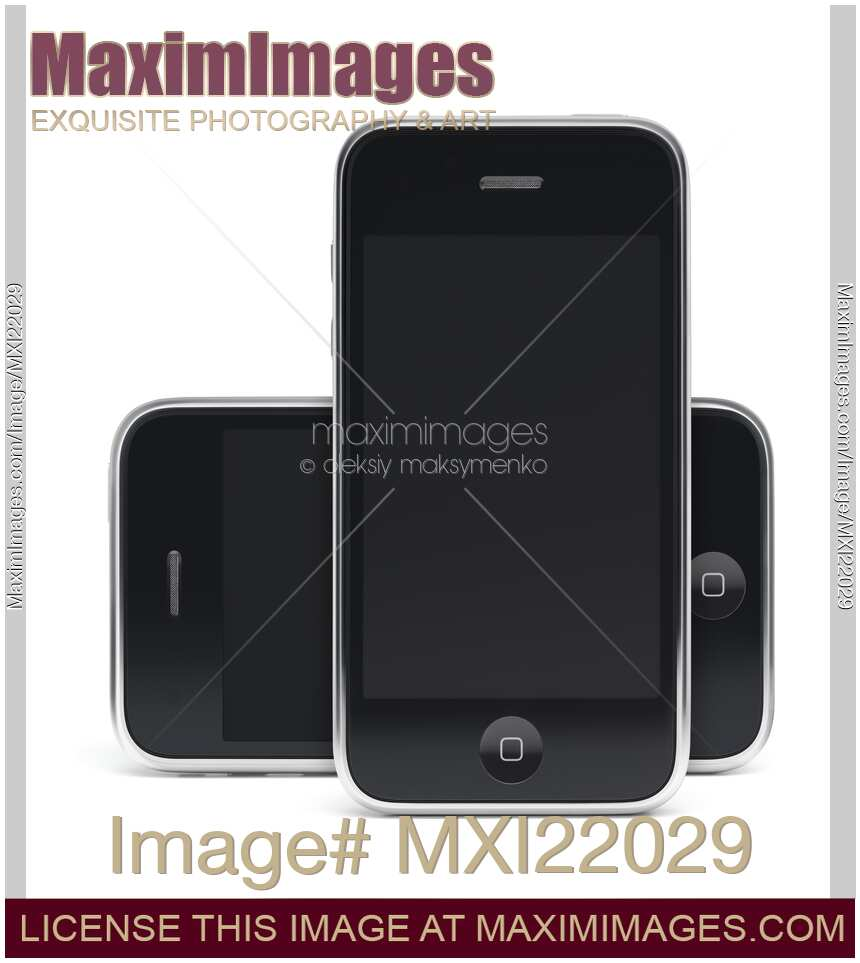 Iphone 3gs Photo Of Apple Iphone 3gs 3g Smartphone Stock Image Mxi22029