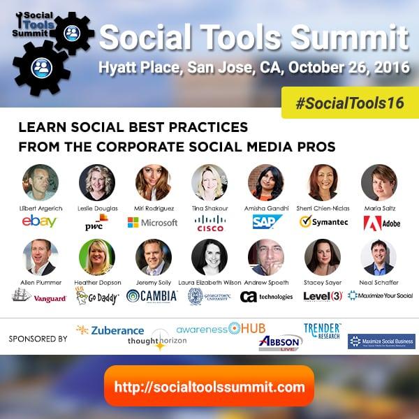 social media conferences social tools summit