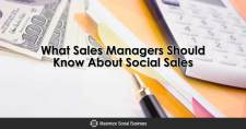 What Sales Managers Should Know About Social Sales