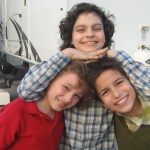"""On the set of """"Parenthood"""""""