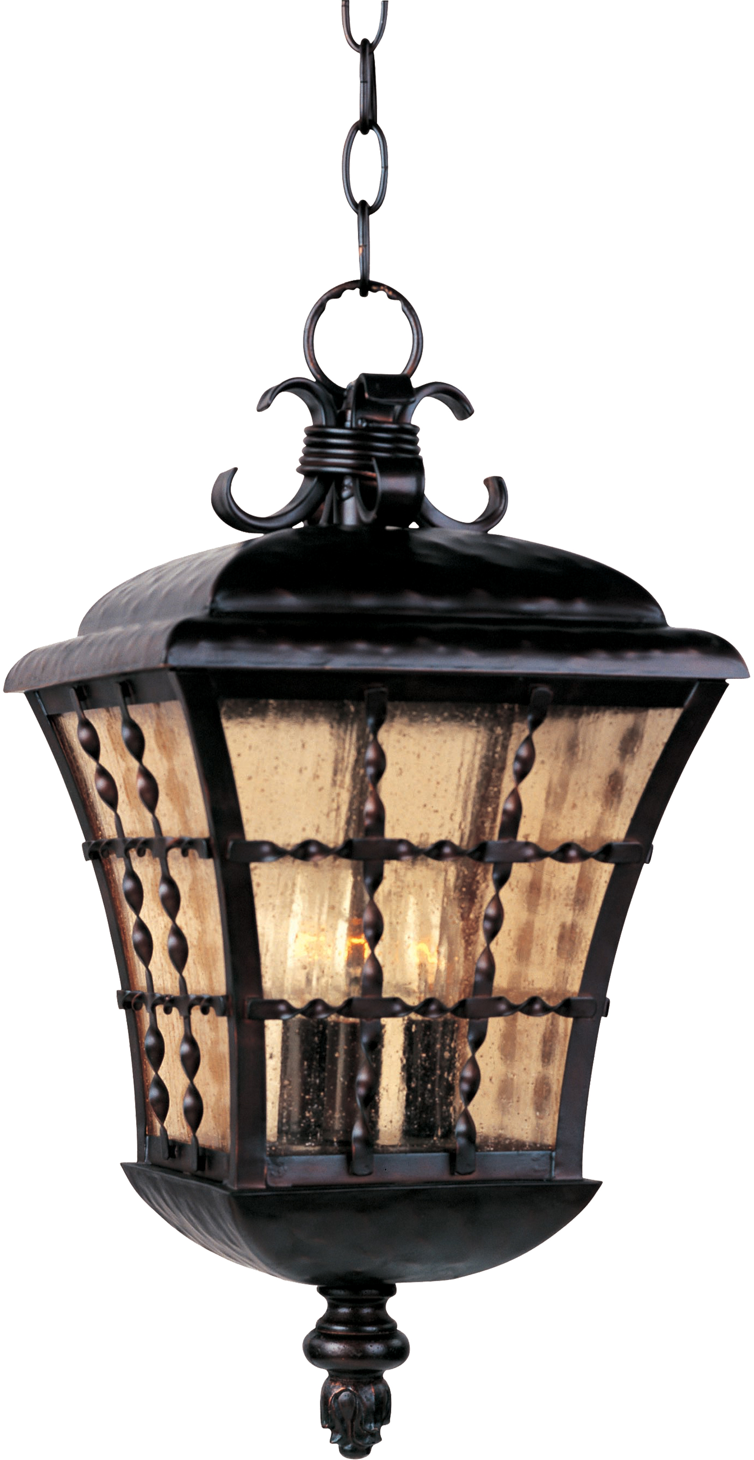 Laterne Außen Orleans 3-light Outdoor Hanging Lantern - Outdoor Hanging