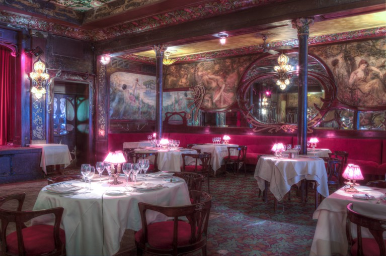 Ecole Decoration Paris Restaurant | Maxims-de-paris