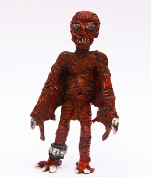 Crazy Spirit action figure by Weird Luke!