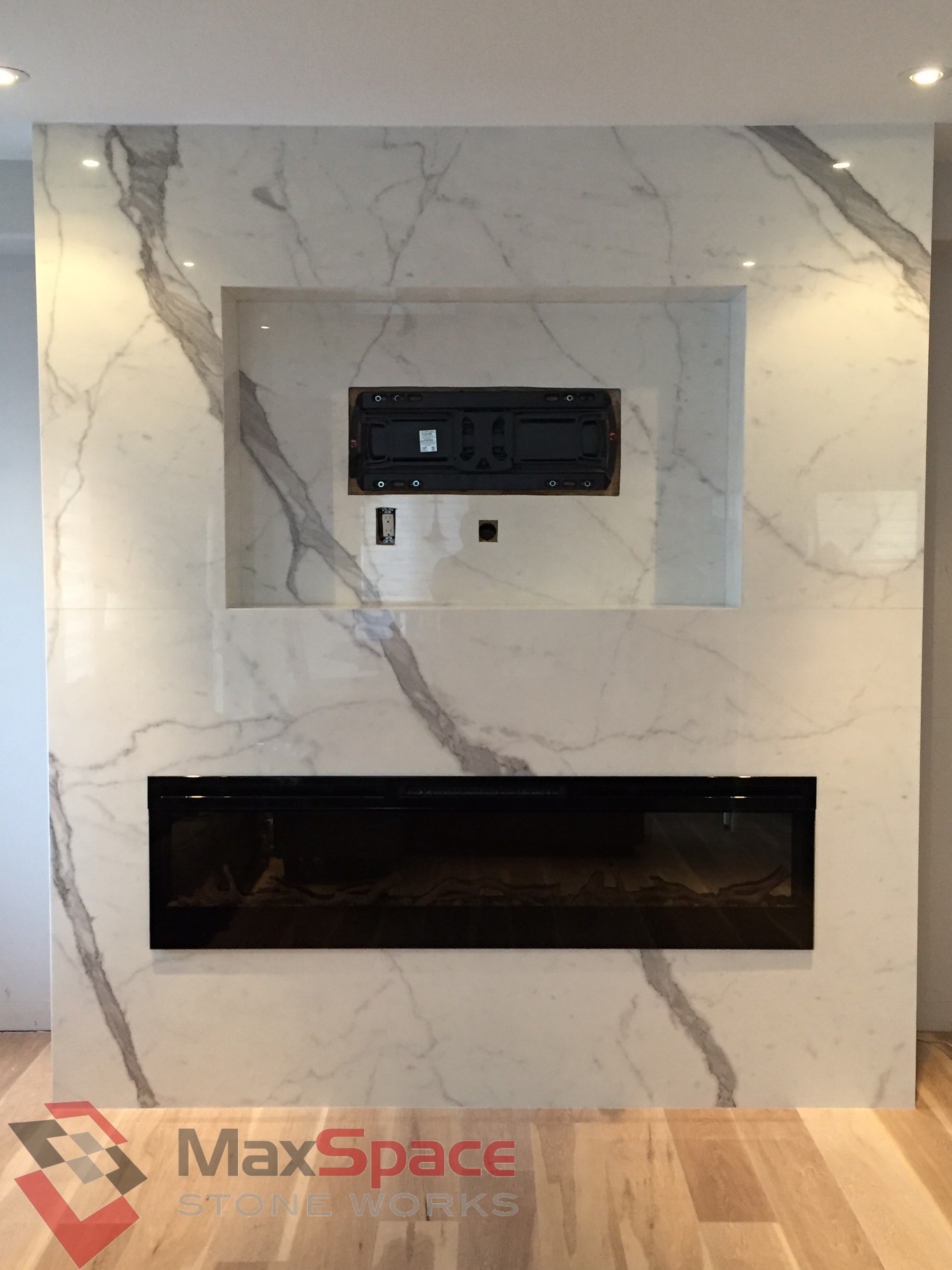 Caesarstone Off Cuts Granite Marble And Porcelain Fireplace Mantels And Facings
