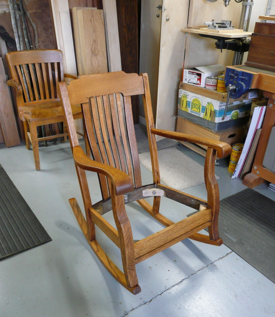 Chair Repair Rocking Chair Repair Max Vollmer