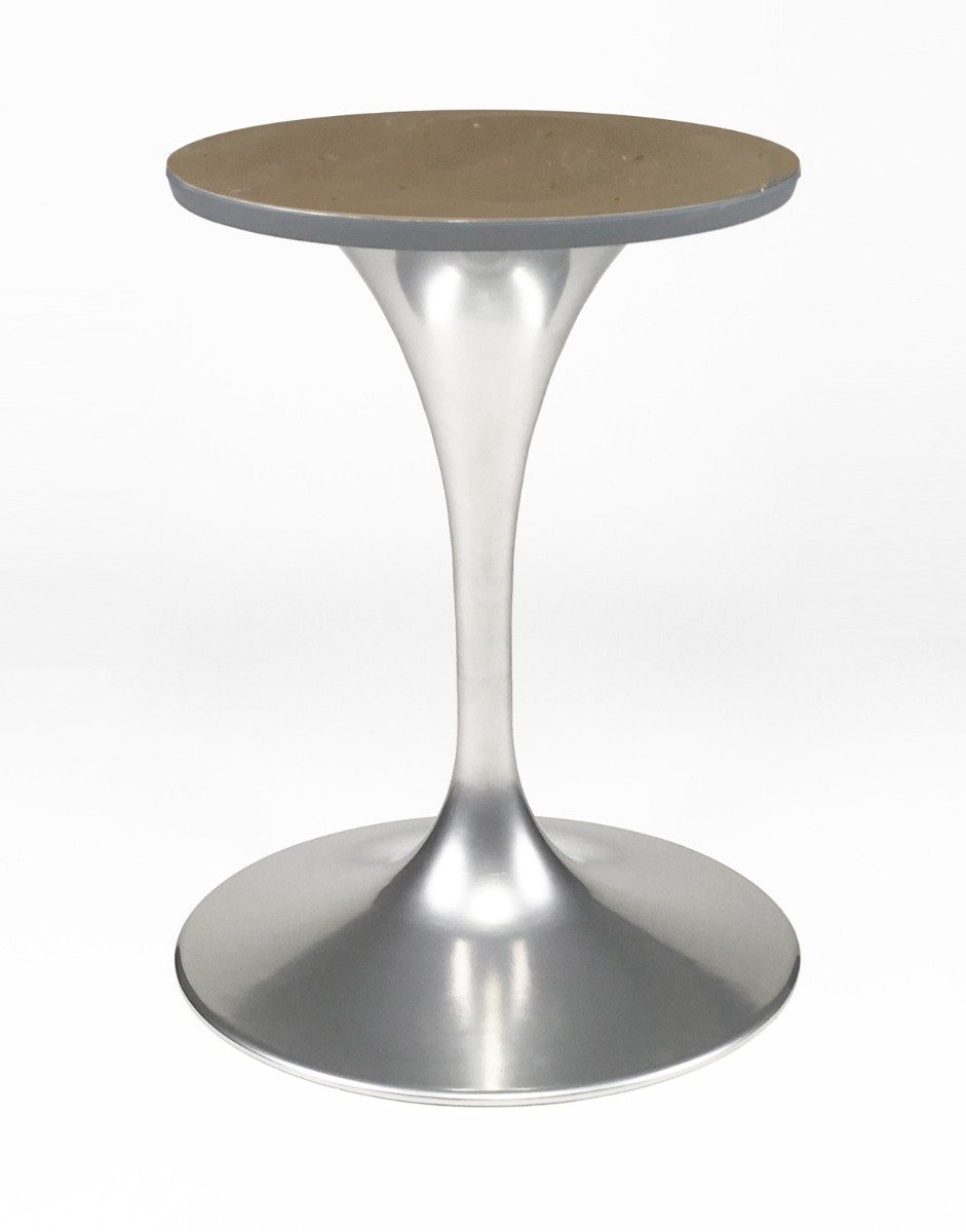 Tulip Table Wooster Round Table Base Only