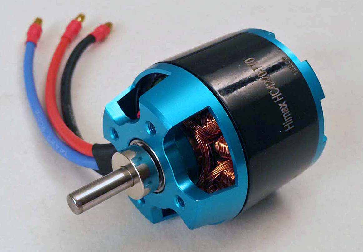 500 Watt Himax Brushless Motors 500 Watts And Up