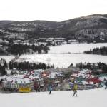Day and Night; Tremblant, Quebec has something for everyone