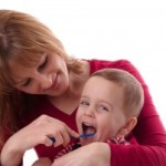 Five tips for brushing your kids' teeth