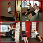 My warrior-dash send-off at Fitwall