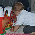 Big Imagination with Fisher Price Little People #FPLittlePeople & Treehouse Contest