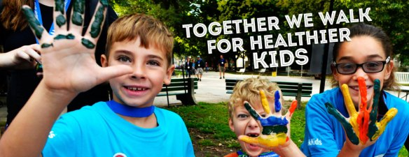 canaccord sick kids walk