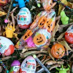 Creating Halloween Traditions with Kinder Surprise