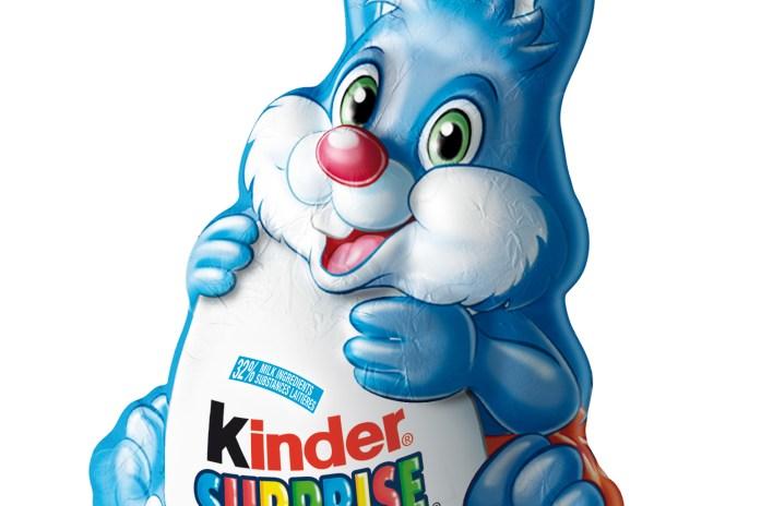 Have an Eggcellent Easter & Kinder Surprise Contest