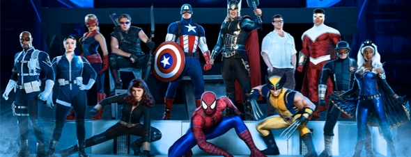 Marvel Universe LIVE! Discount Code & Giveaway