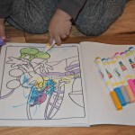 Mess Free Colouring – it's a thing; Parents Rejoice! Enter to win!