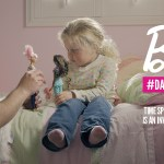 The Loving Bond Between Dads and Daughters. And A Barbie Challenge!