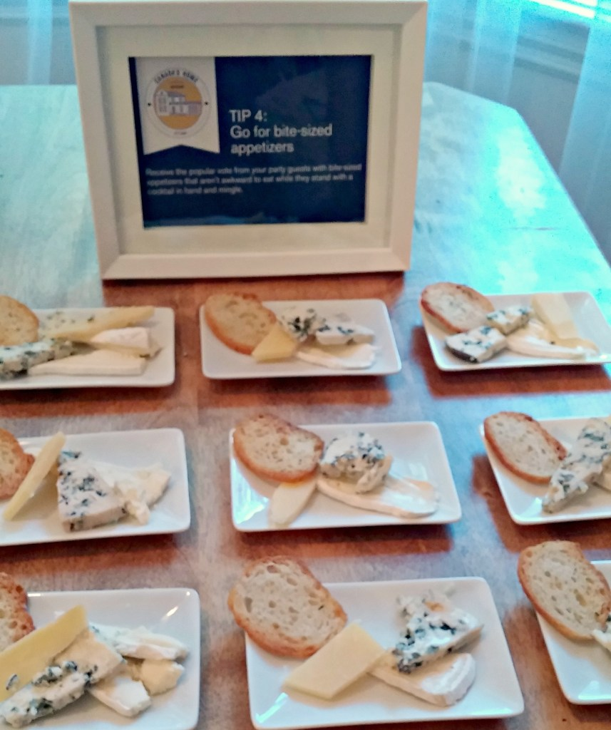 Maytag appetizers