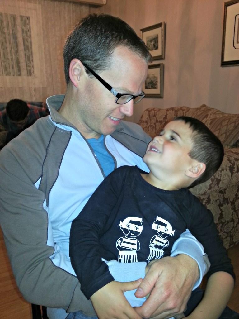 Ryan and John