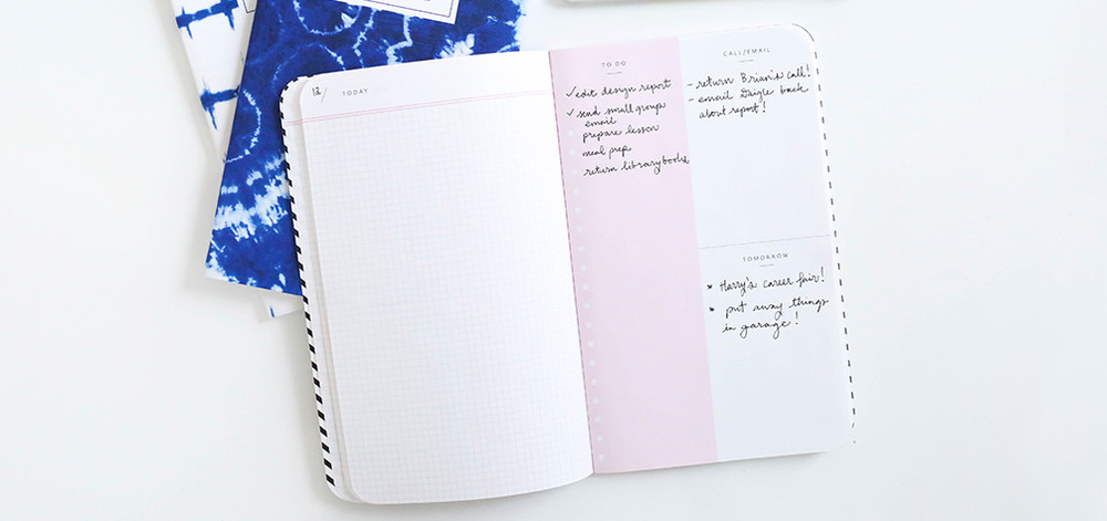 Non-Dated Agendas May Designs