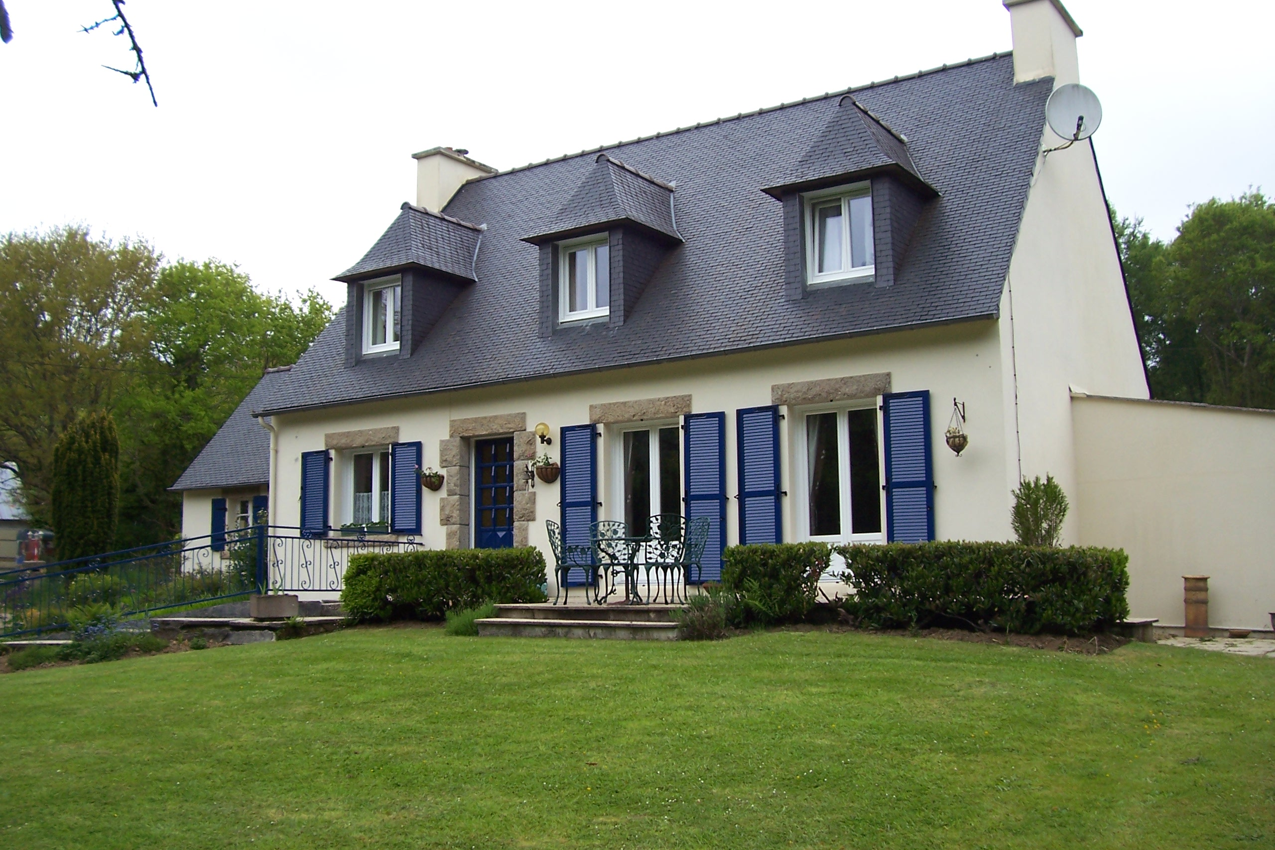 Maison Bretonne Rénovée Brittany Property For Sale English Speaking Agents In