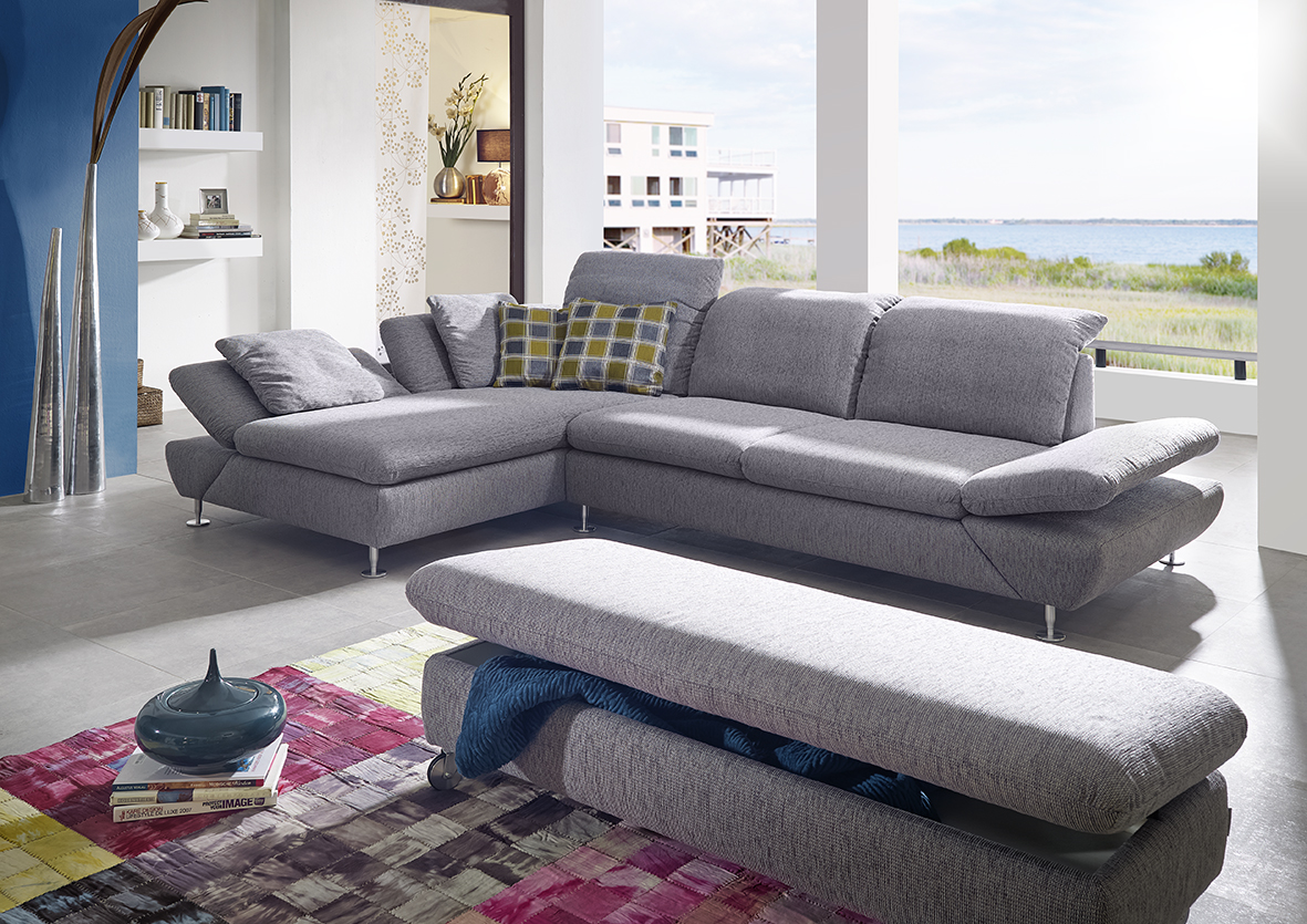 Chilliano Couch Leder W Schillig 2019 Sofas MÖbel Mayer