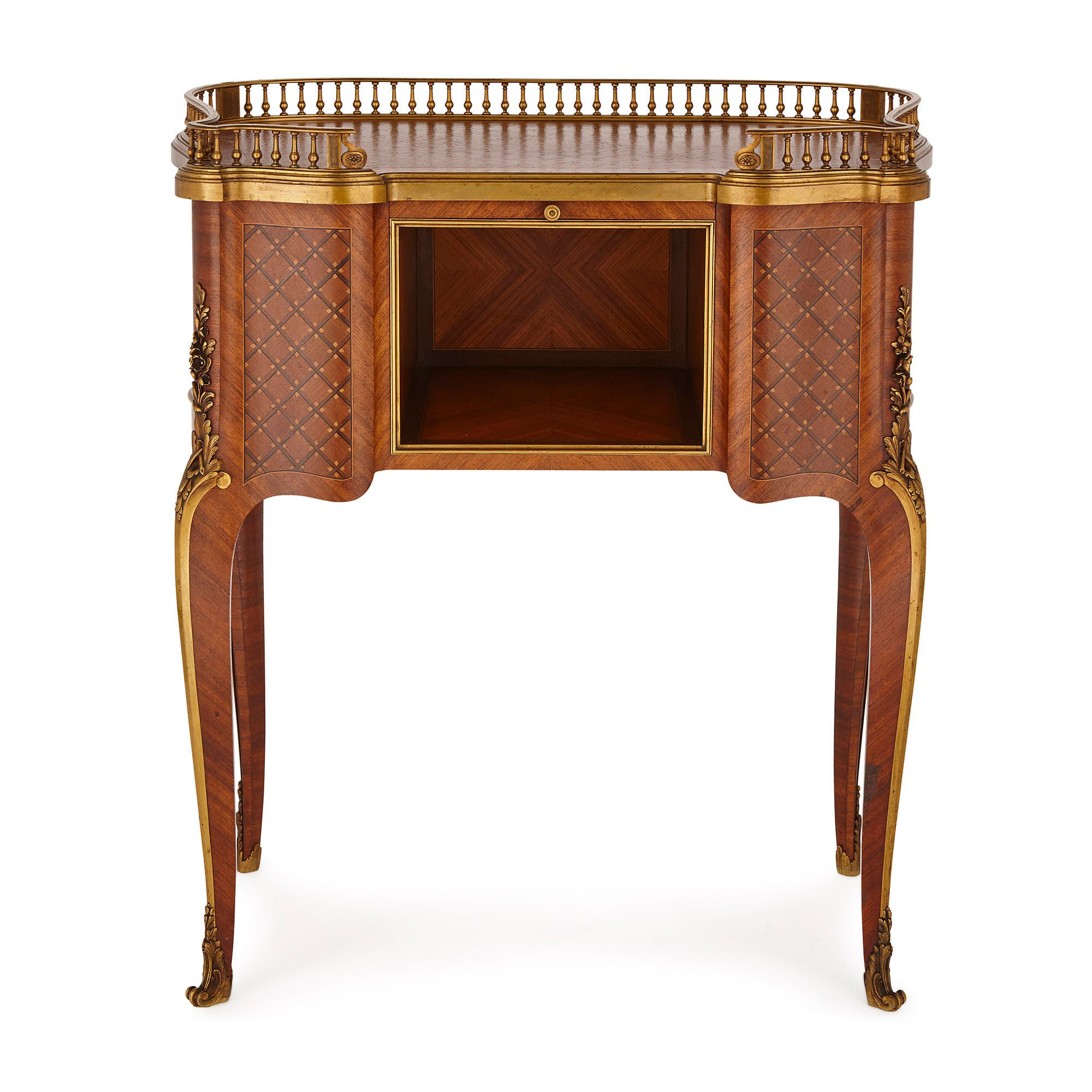 Meuble Style Louis Xv Louis Xv Style Ormolu Mounted Parquetry Cabinet By Sormani