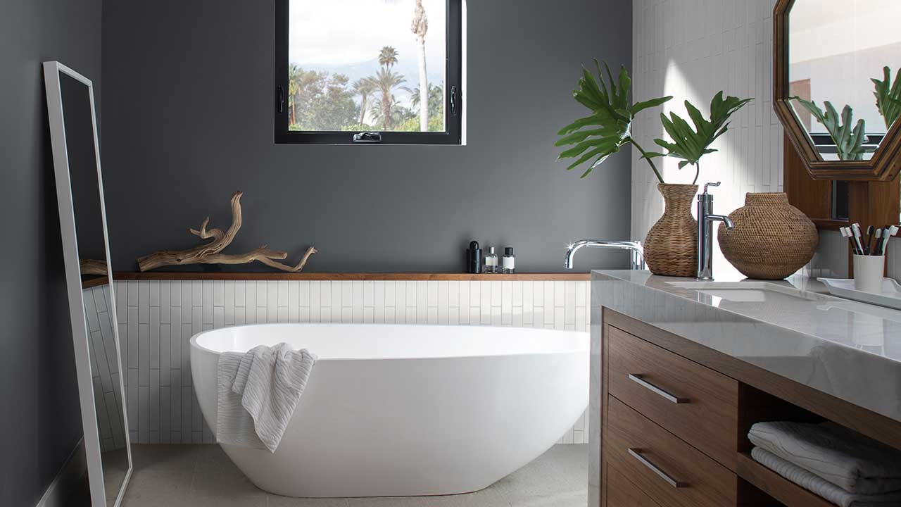 What Are Good Colours For Bathrooms Mayfair Paint
