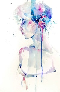 Agnes Ceciles World of Watercolor  Art Installations ...