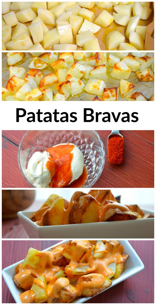 Patatas Bravas With Pimenton Sauce Recipes — Dishmaps