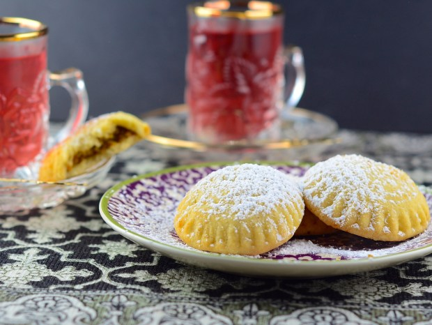 maamoul pistachio filled lebanese cookies recipe