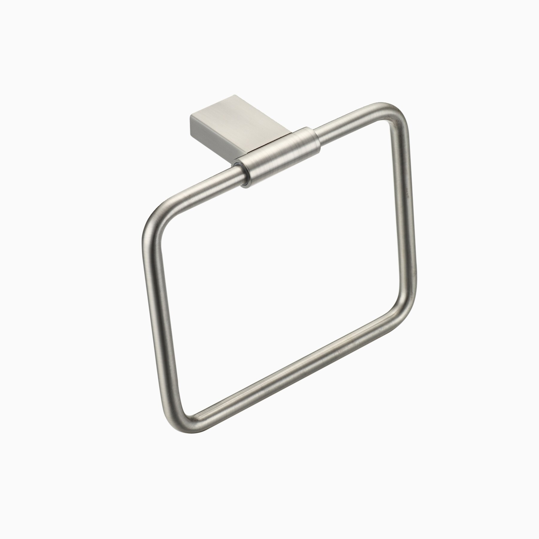 Countertop Towel Ring Benidorm Brass Wall Mounted Bathroom Towel Ring Modern