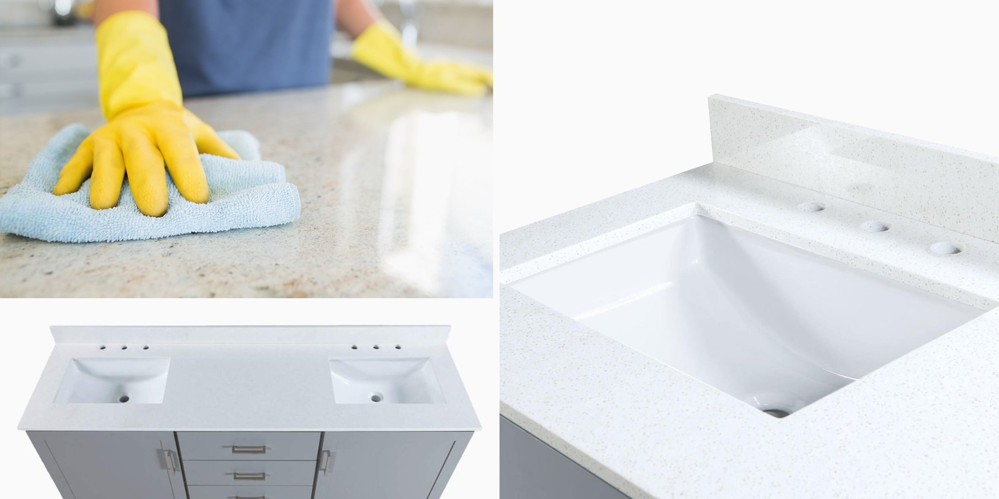 Quartz Countertops Cleaning Bathroom Cleaning Tips And Tricks