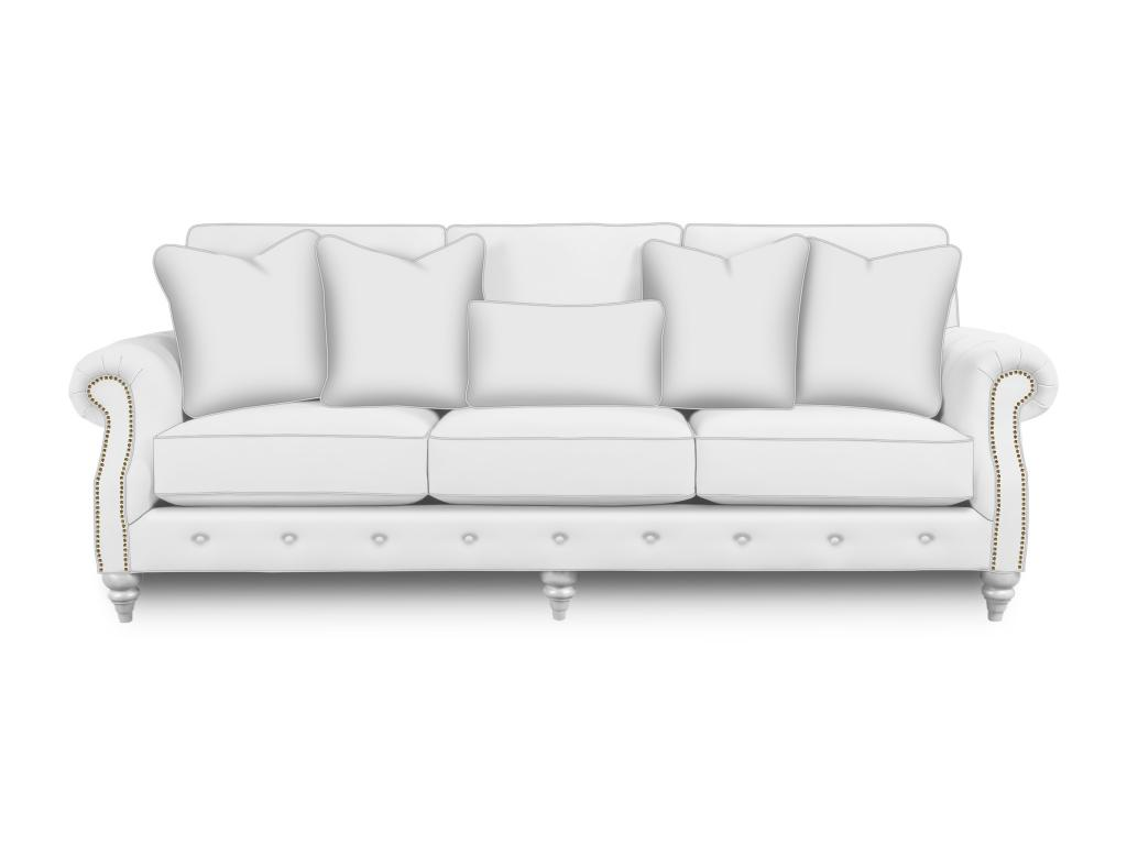 Home Sofa In A Box Paula Deen By Craftmaster Living Room Sofa P763250bd Maynard S