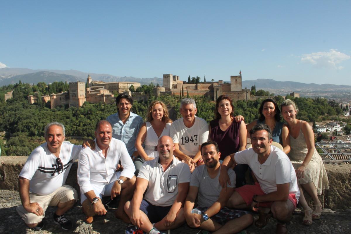 Solo una pregunta sobre la Convivencia de profesionales Inmobiliarios en Granada