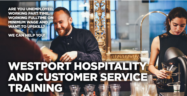WESTPORT HOSPITALITY AND CUSTOMER SERVICE TRAINING \u2013 Oirthuaisceart