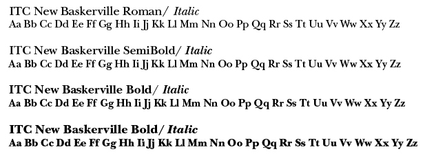 Typography Maysnet