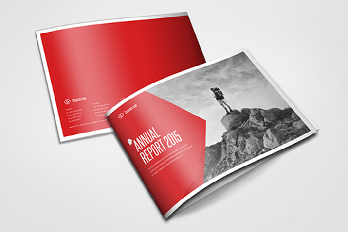 How to Design a Killer Annual Report - Top Digital Agency San