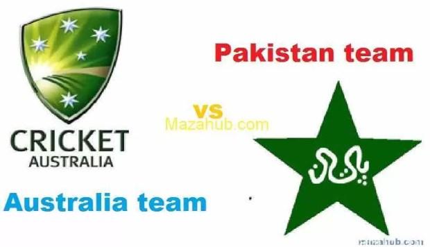 Pakistan vs Australia 1st T20