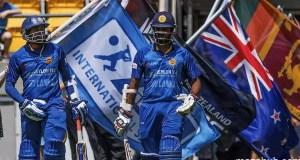Sri Lanka vs New Zealand 7th ODI