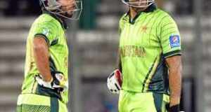 Pakistan vs England 11th Warm up World Cup 2015