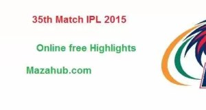 KXIP vs MI Cricket Highlights 3rd May