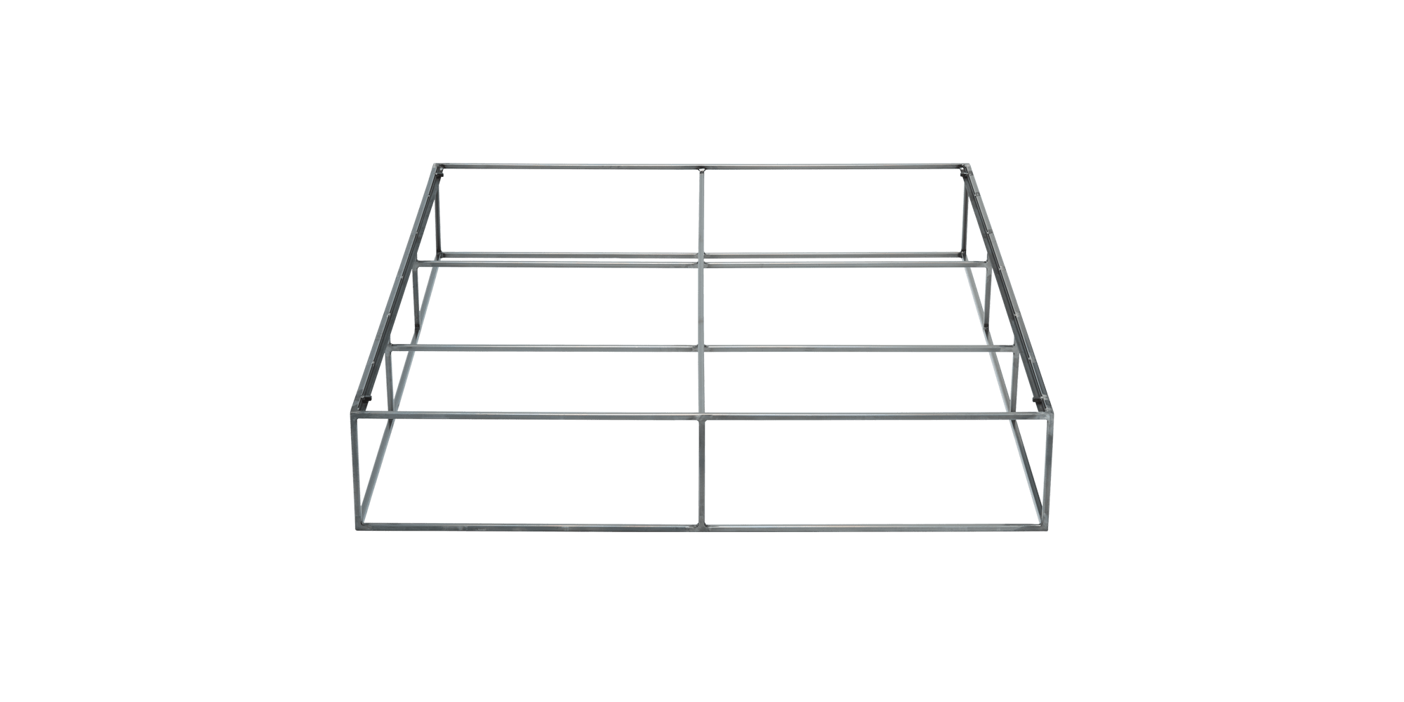 Bett Calla 120x200 The Metal Bed Ion From Berlin Minimalism Meets Industrial Design