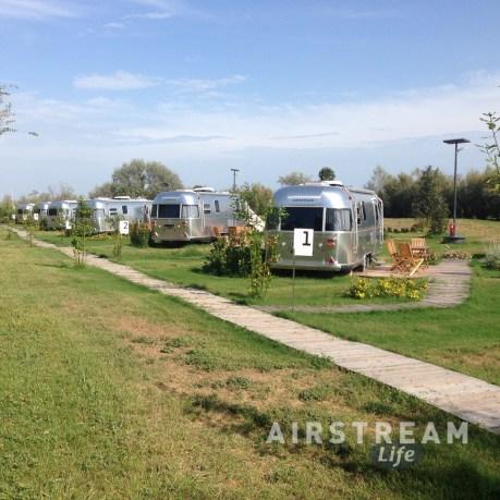 Camping Ca'Savio Airstreams