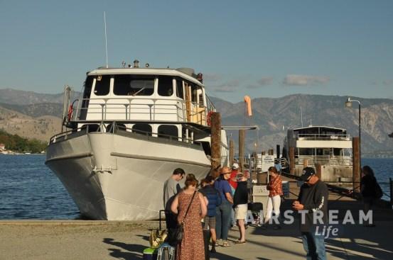 Chelan WA Lady of the Lake and Lady Express