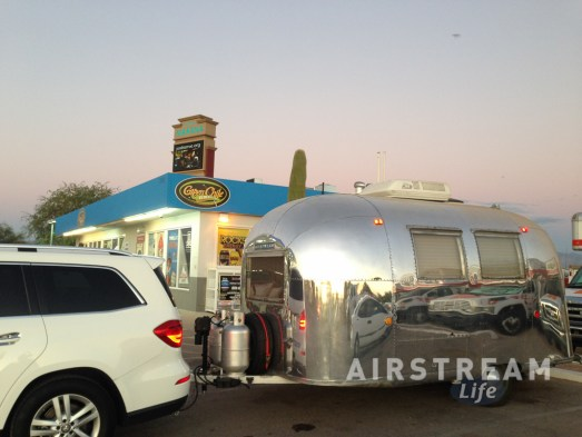 Marana Airstream Caravel
