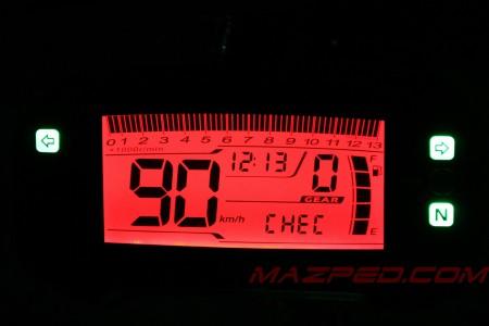 Modifikasi dan Pin Out Speedometer Satria FU Injeksi MAZPEDiaCOM