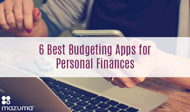 6 Best Budgeting Apps for Personal Finances Mazuma Business Accounting