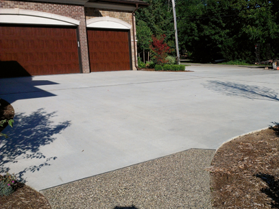 Michigan Stamped Concrete Exposed Aggregate Mi Mazza
